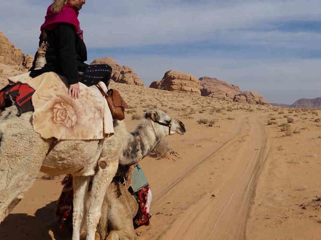 Reiseliteratur: Der Orient lässt Reiseautorin Nadine Pungs nicht los