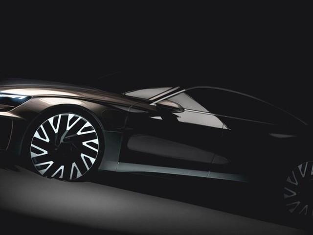 Audi kündigt elektrischen Gran Turismo E-Tron GT für 2020 an