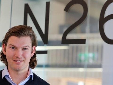 Berliner Smartphone-Bank N26 startet in den USA