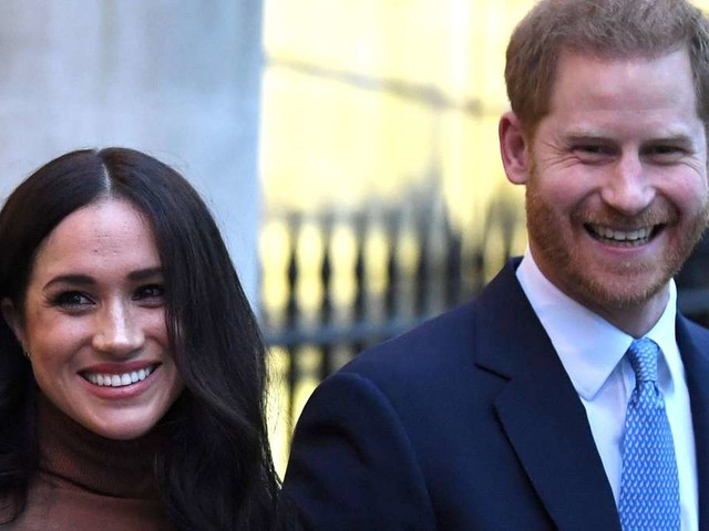 Tribut an Royal Family: Haben Meghan & Harry einen Babynamen gefunden?