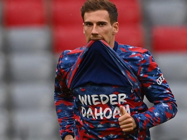 Unterschrift bis 2026: Goretzka verlängert Vertrag beim FC Bayern