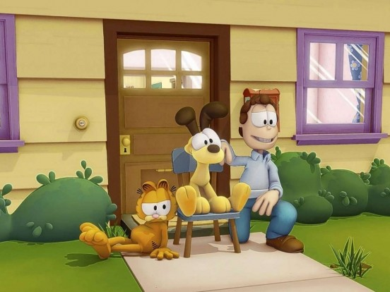 """""""The Garfield Show"""" bei KiKa im Livestream und TV: Folge 10 aus Staffel 3 der 3D-Animationsserie"""