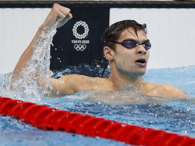 Olympia 2021: Doping-Vorwürfe – US-Schwimmer Murphy attackiert Sieger