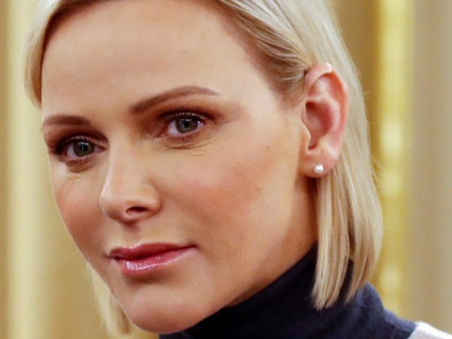 Fürstin Charlène meldet sich zurück - ein Detail sticht ins Auge