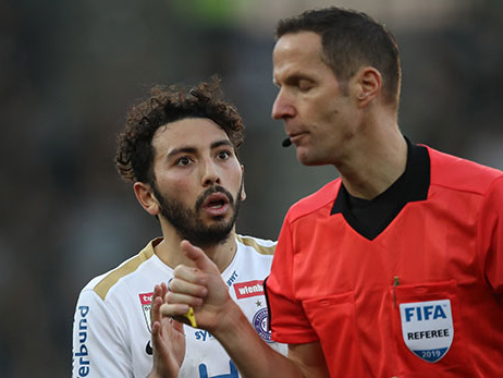 Bundesliga Österreich: Mehrere Spiele Sperre für Austrias Cuevas