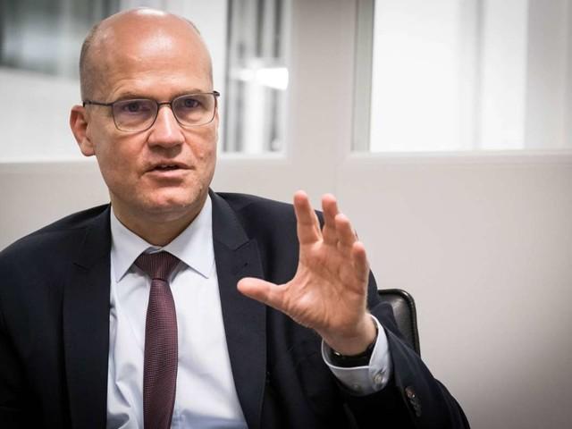Wahl der Union: Ralph Brinkhaus als Fraktionschef gewählt