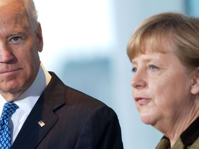 Besuch in Washington: Biden empfängt Merkel am 15. Juli