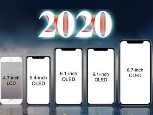 Experten-Ausblick: 2020 bringt fünf neue iPhone-Modelle