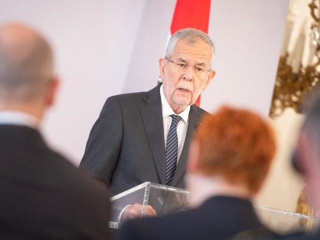 Van der Bellen glaubt an Grünen-Comeback im Nationalrat