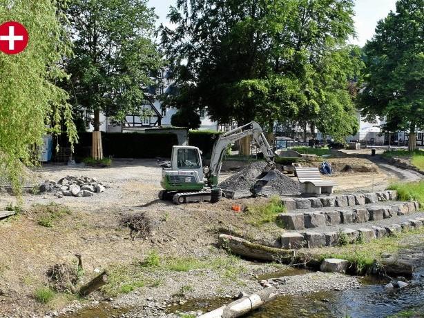 Umgestaltung: Gerüchte um die Ortskernsanierung im Herzen von Eslohe