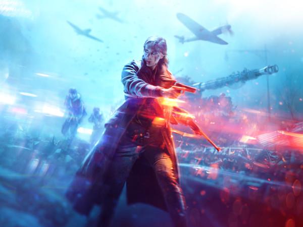 Amazon Prime Gaming: Battlefield gratis