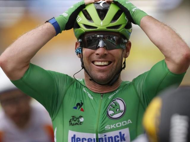 33. Tour-Tagessieg: Cavendish greift nach dem Rekord von Eddy Merckx