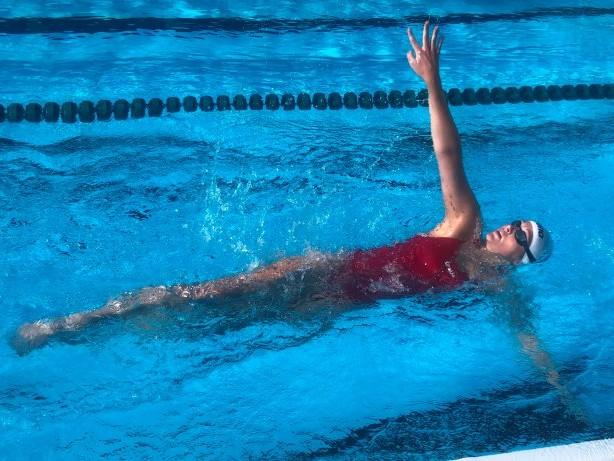 Schwimmen: Knapp am Podest vorbei: Lara Kaufmann in Gwangju nur Vierte