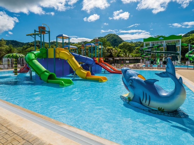 Neuer Wasserpark in Costa Rica eröffnet: Splash Water World mit fünf Rutschen inmitten der Natur