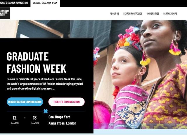 Graduate Fashion Foundation enthüllt neue, digitale Plattform