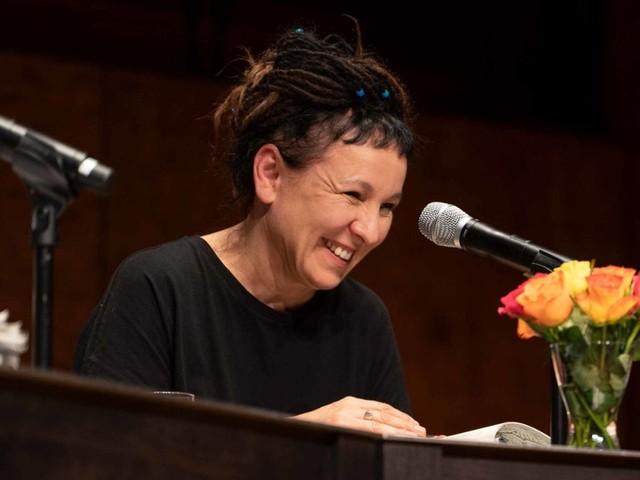 Olga Tokarczuk in Stuttgart: Der Messias, die Frauen und die Macht