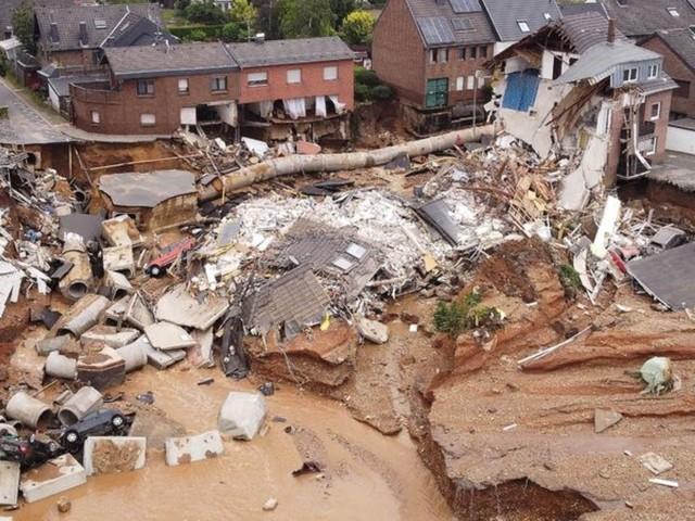 Hochwasser in Deutschland: «Horror» - Viele Menschen vor den Trümmern ihrer Existenz