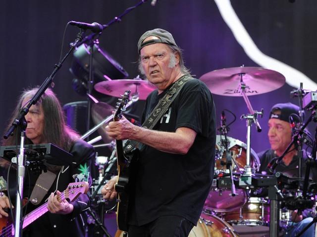 Neil Young verklagt Donald Trump für Nutzung seiner Musik