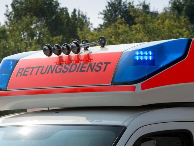 Junger Mann bei Motorradunfall schwer verletzt