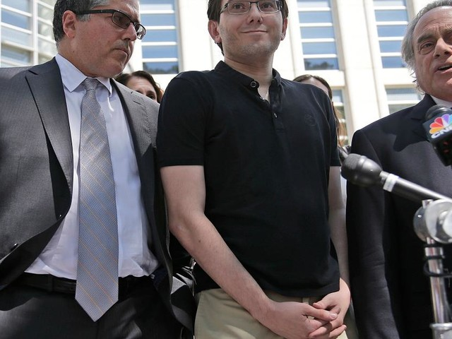 MartinShkreli - Umstrittener US-Investor wegen Finanzbetrugs verurteilt