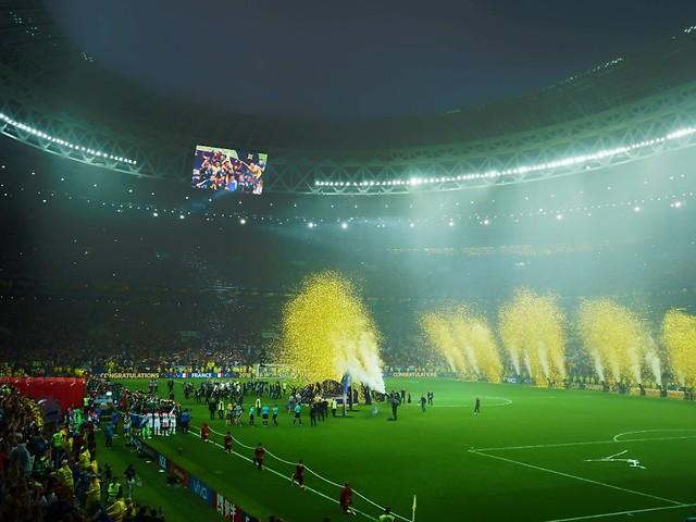 Bei Austragung alle zwei Jahre: Südamerika plant Boykott von Fußball-WM
