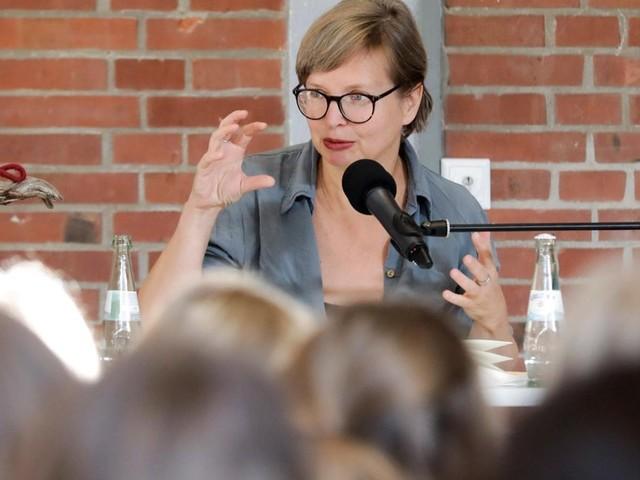 Roman-Autorin Jenny Erpenbeck besucht Osnabrücker Gymnasien