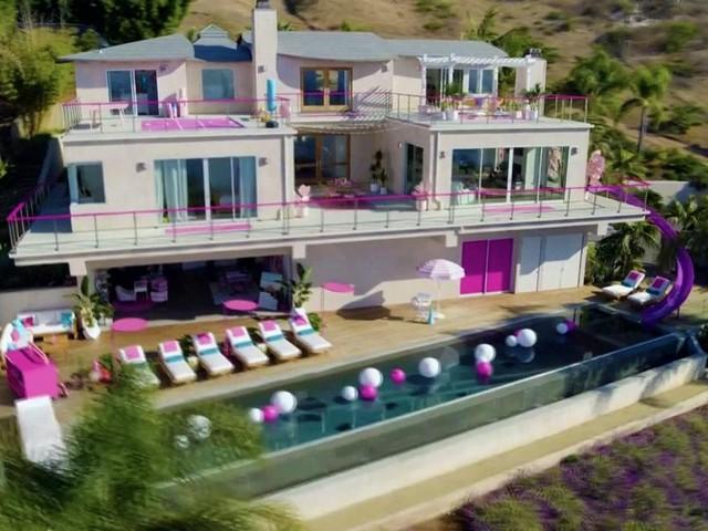 Hier können Sie Urlaub machen wie Barbie und Ken