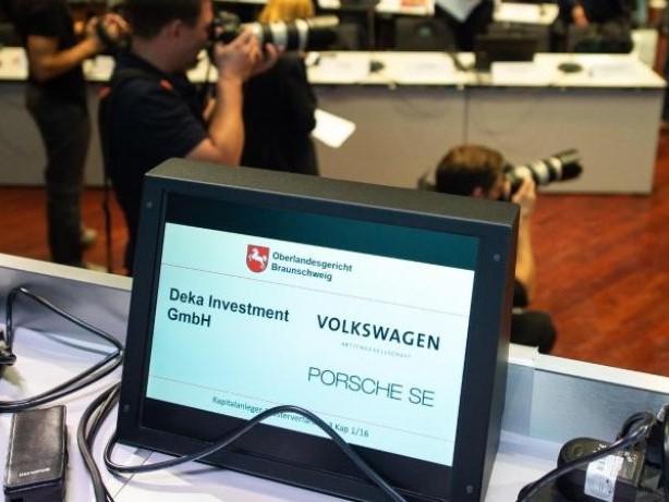 Dieselaffäre: Gericht im VW-Musterverfahren: Nicht alle Klagen bündelbar