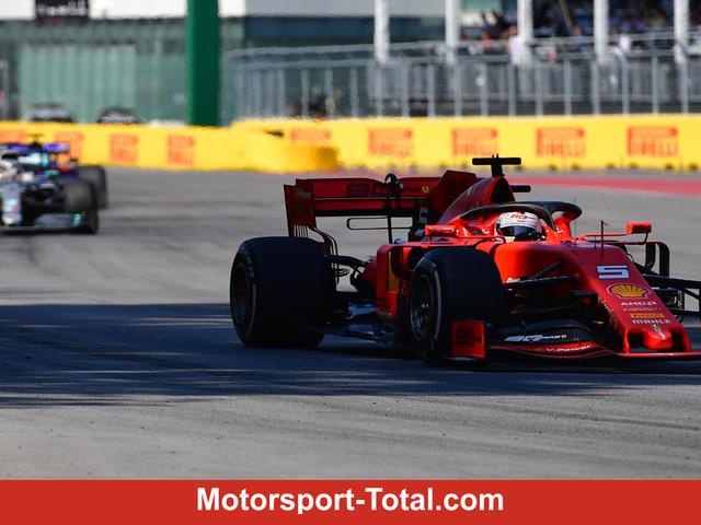 FIA-Überprüfung beantragt: Ferrari will Vettel-Strafe neu bewerten
