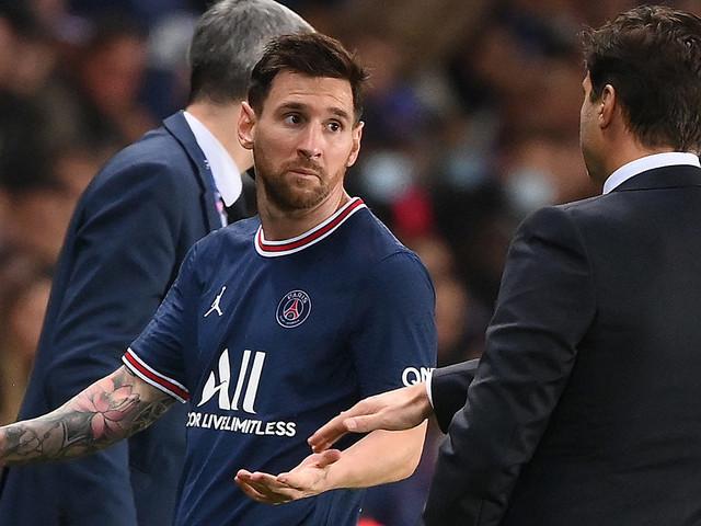 Ligue 1: PSG siegt in letzter Minute - Wirbel um Messi-Auswechslung