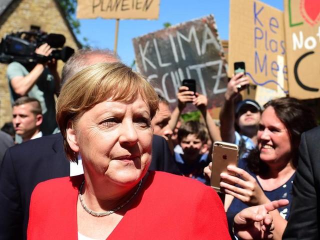 Besuch in Goslar: Merkel äußert sich zu Rezos Video – und kritisiert ihre eigene Partei