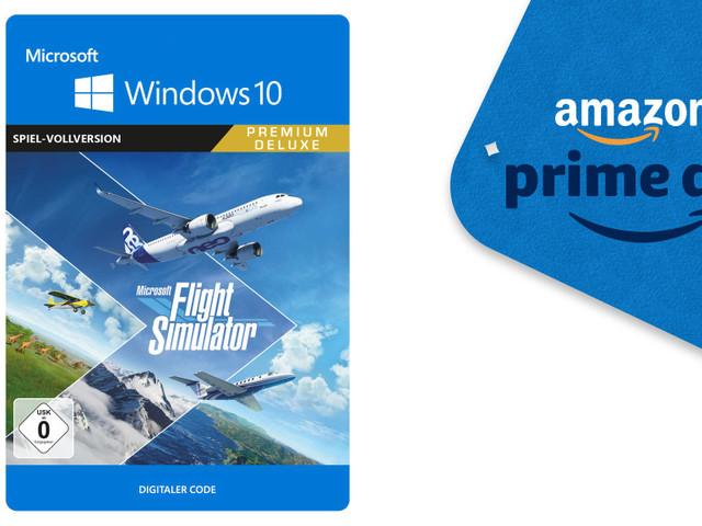 "Prime Day: ""Microsoft Flight Simulator"" im Angebot!"