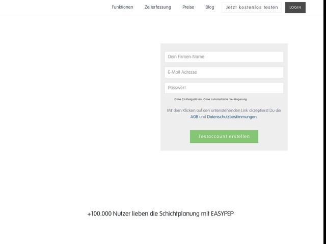 online schichtplaner software easypep technologie anygator com