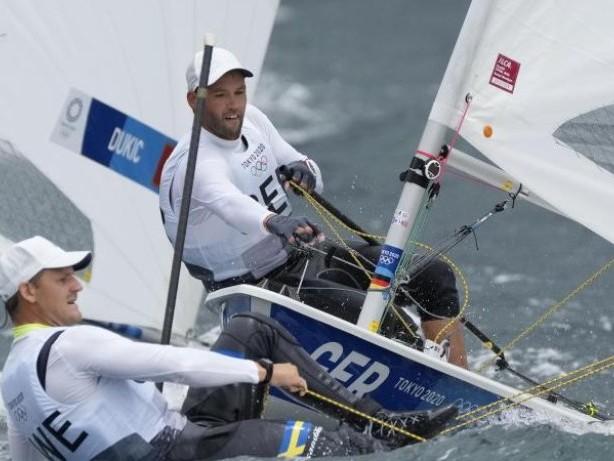 Sommerspiele in Tokio: Laser-Weltmeister Buhl bei Olympia mit starkem Comeback