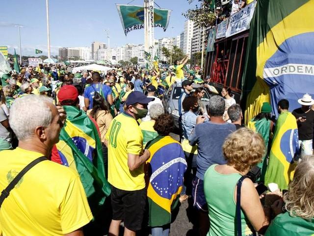 Brasilien: Bolsonaro-Anhänger demonstrieren für umstrittene Wahlreform