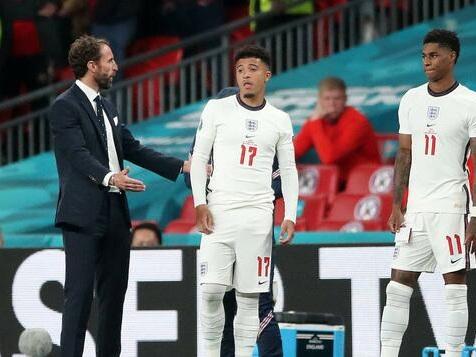 Englands Trainer wechselt die Niederlage selbst ein
