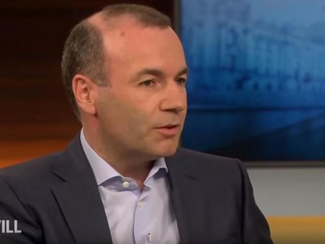 """TV-Kolumne """"Anne Will"""" - Als AfD-Mann das Strache-Video runterspielen will, wird Manfred Weber deutlich"""