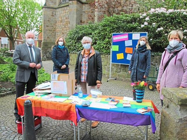 """Münsterland: """"Wir wollen sichtbar werden"""""""