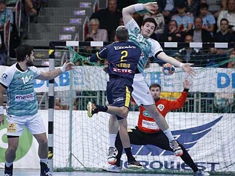 Handball: HBL: Hannover erkämpft Remis im Topspiel