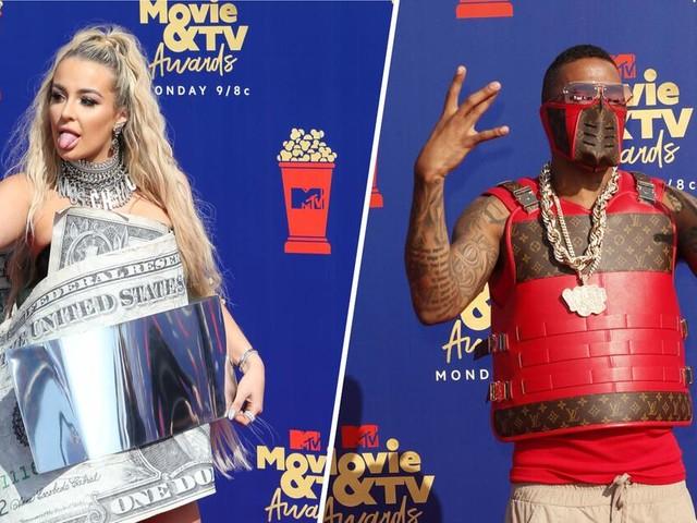 MTV Movie & TV Awards 2019: Die schrägsten Outfits
