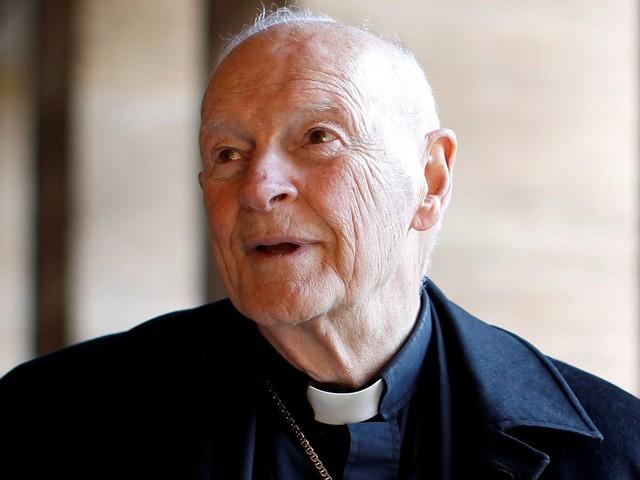 Katholische Kirche: Ex-Kardinal Theodore McCarrick des sexuellen Missbrauchs beschuldigt
