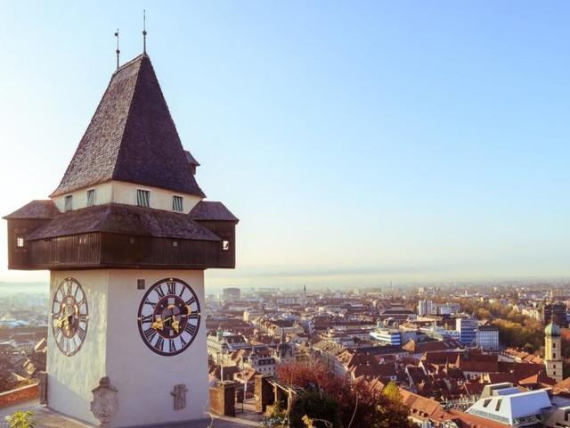 In Graz tickt der wechselhafte Wähler anders