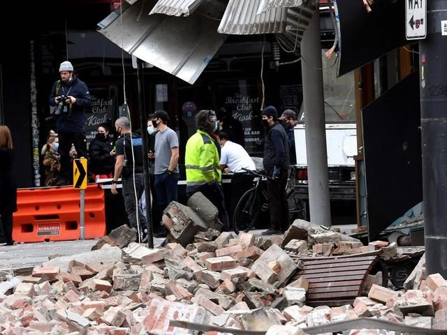Erdbeben der Stärke 5,8 erschütterte den Südosten Australiens