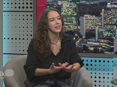 """Klimaaktivistin Schilling: """"Wir vertrauen der Politik nicht, die können das nicht"""""""