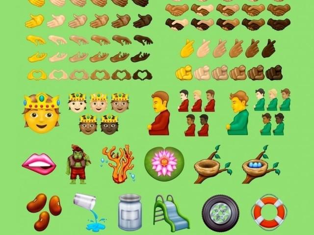 Schwangerer Mann und mehr: Neue Emojis für Textnachrichten