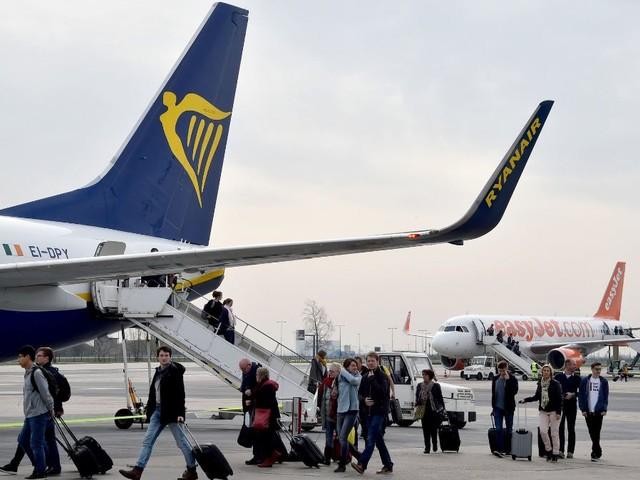 Billigflieger geben weiter Schub: Fliegen wird in Deutschland billiger
