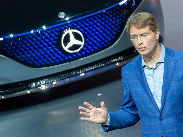 """""""Mittelabfluss ist nicht akzeptabel"""" - 1,2 Milliarden Euro Verlust: Daimler-Chef schreibt Brandbrief an seine Führungskräfte"""