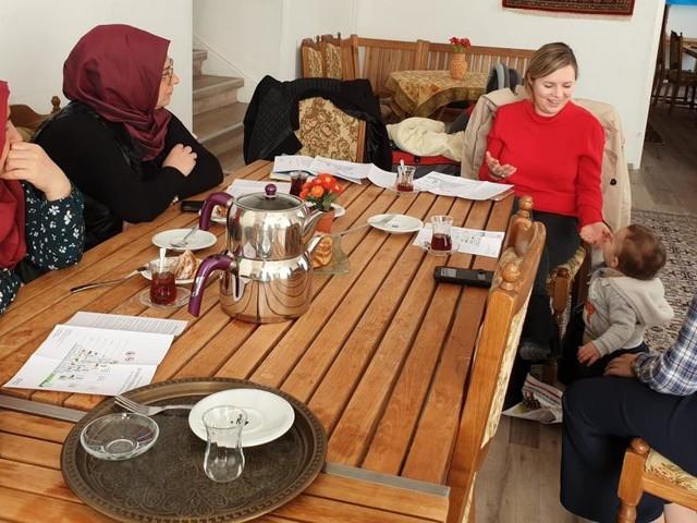 SozialMarie 2019: Wo türkischsprachige Mütter Gehör finden