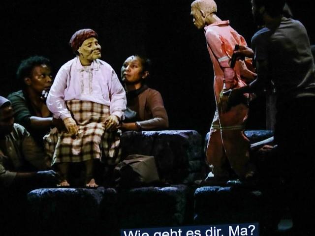 """Festival """"Theater der Welt"""" startet: Kein Glück, nirgends"""
