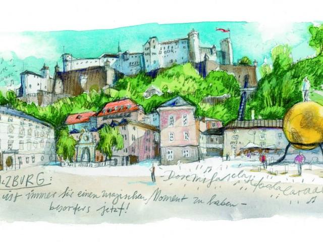 Seilers Gehen: Warum Salzburg für magische Momente gut ist